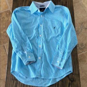 Nautica Boys Medium Shirt